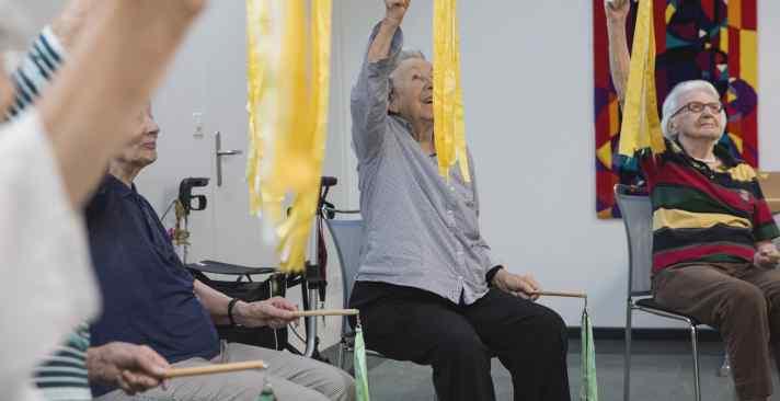 Tertianum Residenz Enge, Lebensqualität im Alter steigern durch individuellen Aktivitäten für Senioren