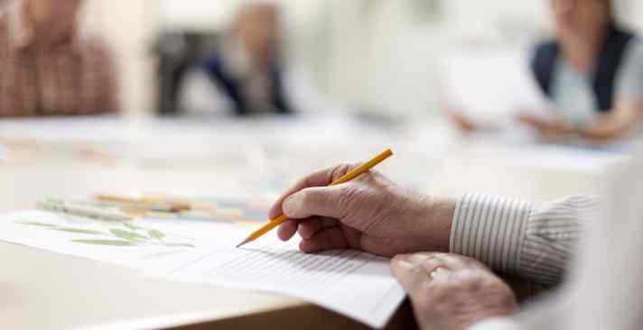 Tertianum Wohn- und Pflegezentrum Rosenau, Demenz Pflege und Gedächtnistraining im Alter