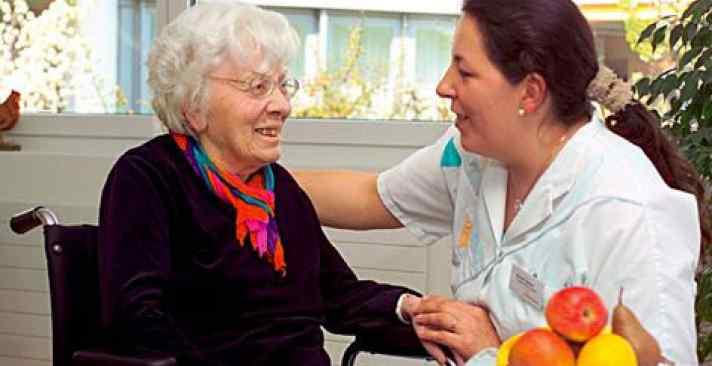Tertianum Wohn- und Pflegezentrum Brunnehof Sicherheit und Lebensqualität im Alter