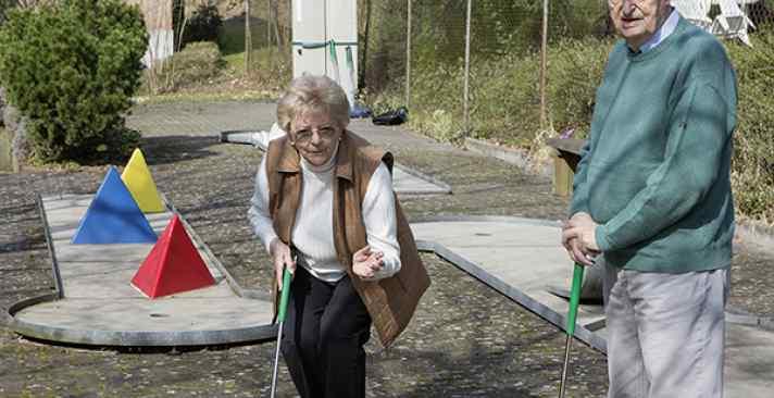 Tertianum Residenz im Brühl, Lebensqualität im Alter durch Aktivitäten für Senioren