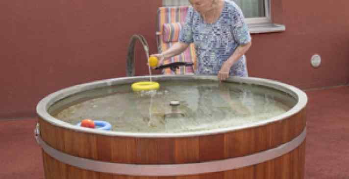 Tertianum Wohn- und Pflegezentrum Sternmatt, Rehabilitation für Senioren - Bewegungseinschränkung, Psycho geriatrische-, Demez Pflege