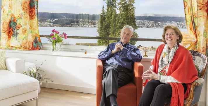 Tertianum Parkresidenz Meilen, Rehabilitation für Senioren - Alterswohnungen