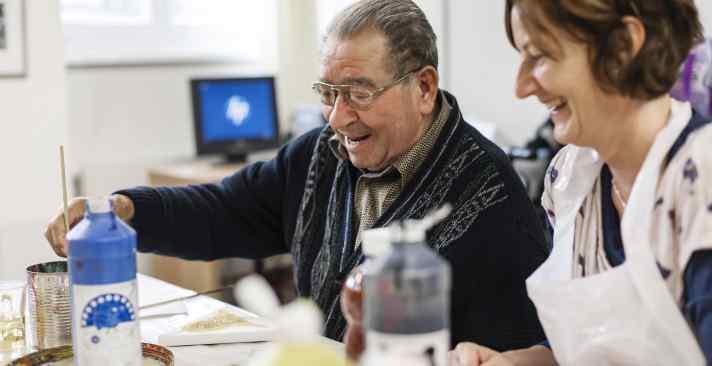 Tertianum Wohn- und Pflegezentrum Oasis Lebensqualität durch Selbständiges Wohnen im Alter