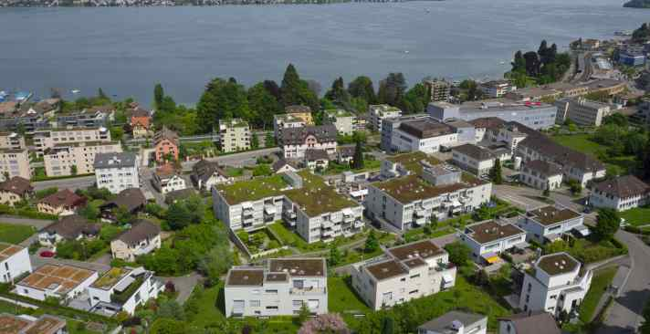 Tertianum Residenz Horgen, Rentenalter geniessen durch individuellen Seniorenwohnungen