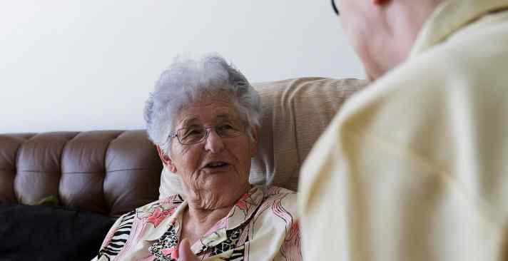 Tertianum Wohn- und Pflegezentrum Salmenpark, Selbstständig leben trotz Alterungsprozess