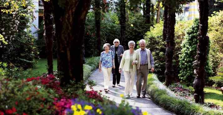 Tertianum, Wohnen im Alter, Lebensqualität und Wohlfühlen in der Alterwohnung
