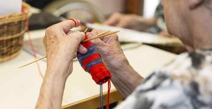 Tertianum Wohn- und Pflegezentrum Villa Böcklin, Individuelle Pflege im Alter durch Aktivitäten für Senioren