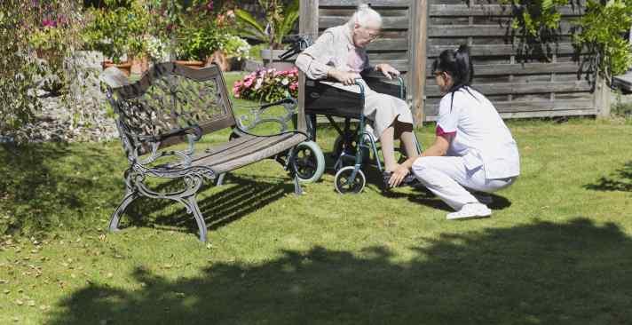 Tertianum Wohn- und Pflegezentrum Neutal, Kurzzeit- und Entlastungspflege für Senioren