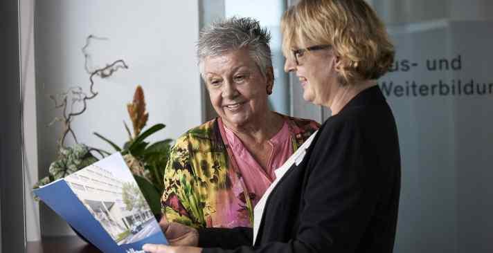 Tertianum Wohn- und Pflegezentrum Christa Langzeitpflege im Alter in Seniorenwohnungen