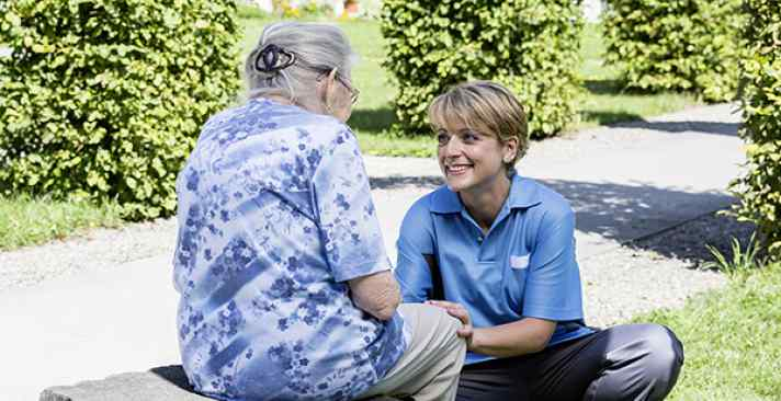 Tertianum Wohn- und Pflegezentrum Neutal, Kurzzeit- und Entlastungspflege für Senioren - Selbstständigkeit im Alter trotz Alterspflege
