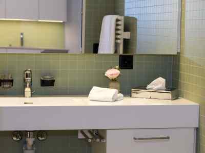 Tertianum Parkresidenz Meilen - Altersheim - Pflegeheim - Leben und Wohnen im Alter - Badezimmer Detail