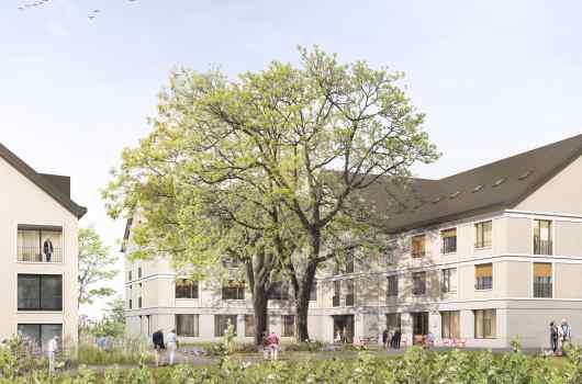 Wohn- und Pflegezentrum Tertianum Etzelblick in Richterswil