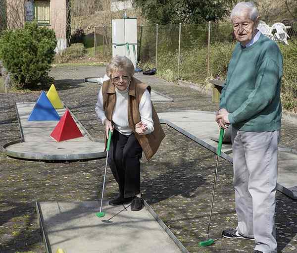 Lebensqualität im Alter: Wohnen im Alter in einer Seniorenresidenz mit Vorzügen.