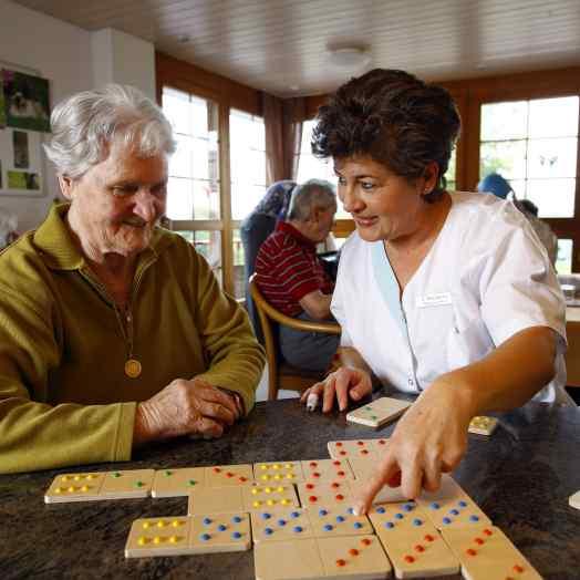 Demenz im Alters- und Pflegeheim: Zürich
