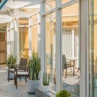 Des logements élégants et lumineux