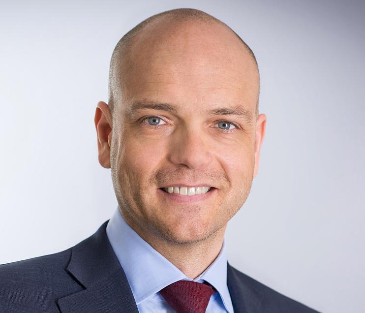 Luca Stäger, CEO Tertianum Management AG